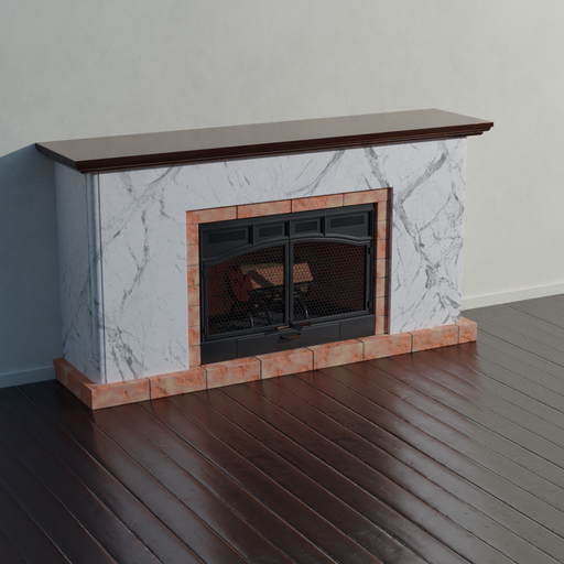 Thumbnail: Fireplace