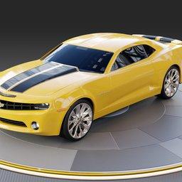 Thumbnail: Chevrolet Camaro (2010)