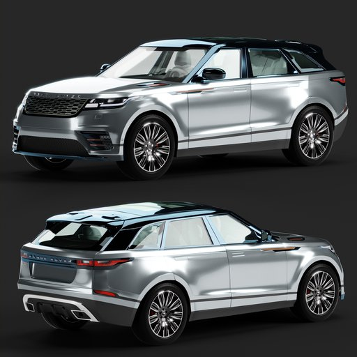 Thumbnail: Range Rover Velar