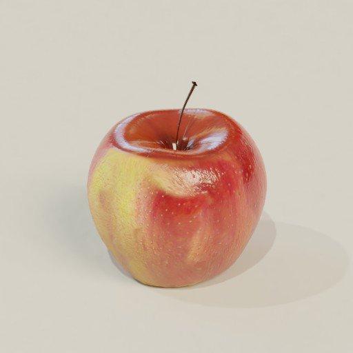 Thumbnail: Fresh Red Apple