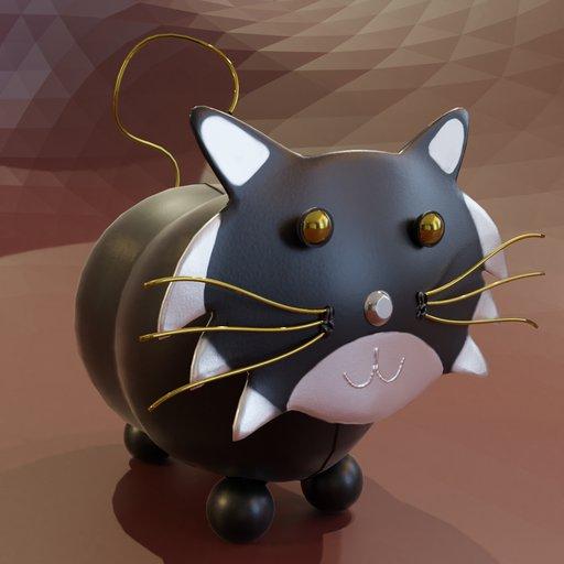 Thumbnail: Cat Decoration