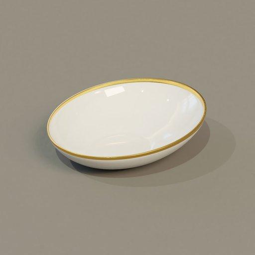 Thumbnail: Bowl white