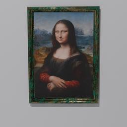 Thumbnail: Mona Lisa del Giocondo