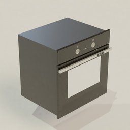 Thumbnail: Oven Amica Fusion EB7551B