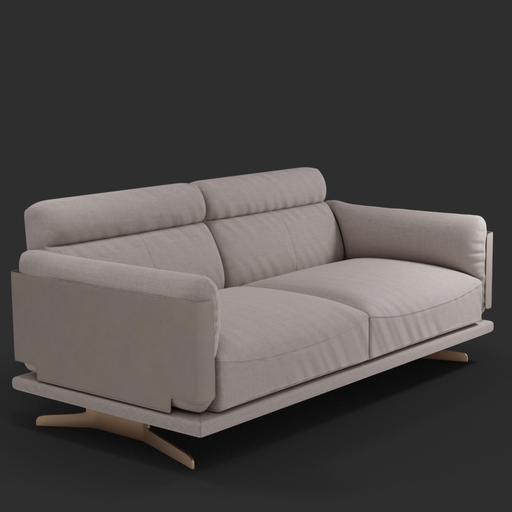 Thumbnail: Skin Sofa