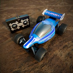 Thumbnail: Remote Control Car