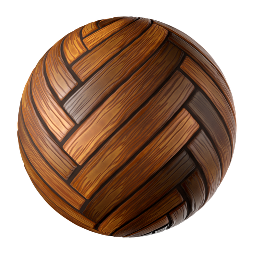 Thumbnail: Stylized Wooden Board