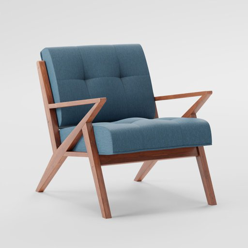 Thumbnail: Armchair with seat