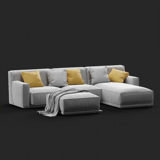 Thumbnail: Kingston sofa