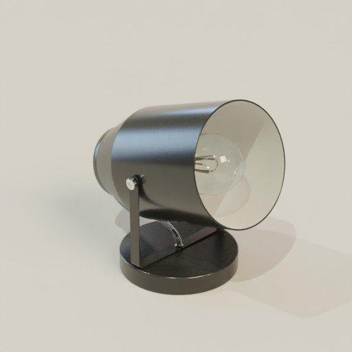 Thumbnail: Lamp ML01 Greyson