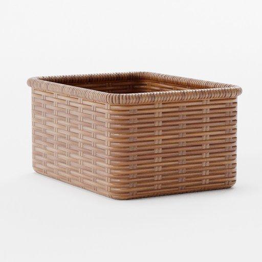 Thumbnail: Wicker basket