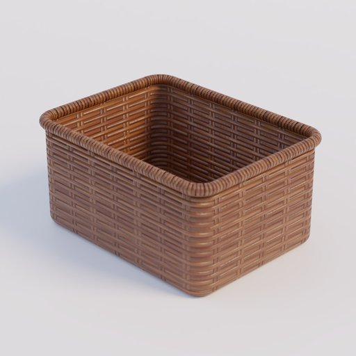 Thumbnail: Wicker basket