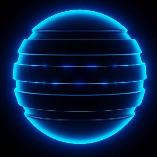 Thumbnail: Blue Edge Glow