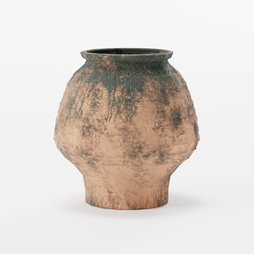 Thumbnail: Terracotta pot moss
