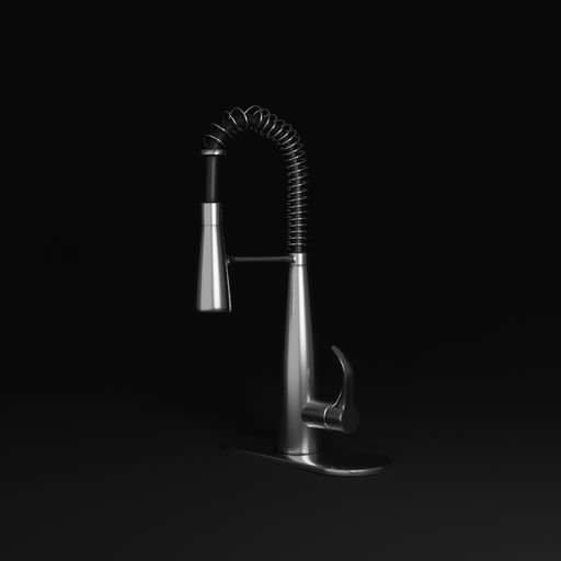 Thumbnail: Kitchen Sink Faucet