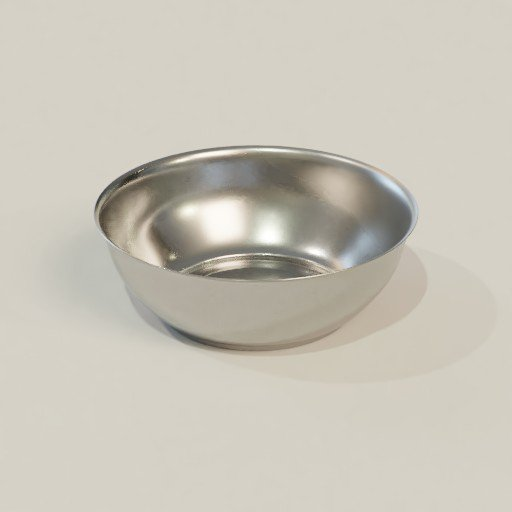 Thumbnail: Stainless steel bowl