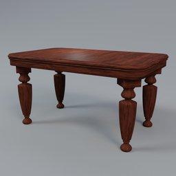 Thumbnail: Classic table
