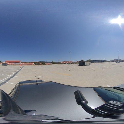 Top Floor Carpark