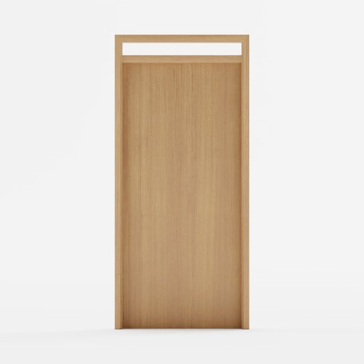 Thumbnail: Minimalist House Door 106x14x232