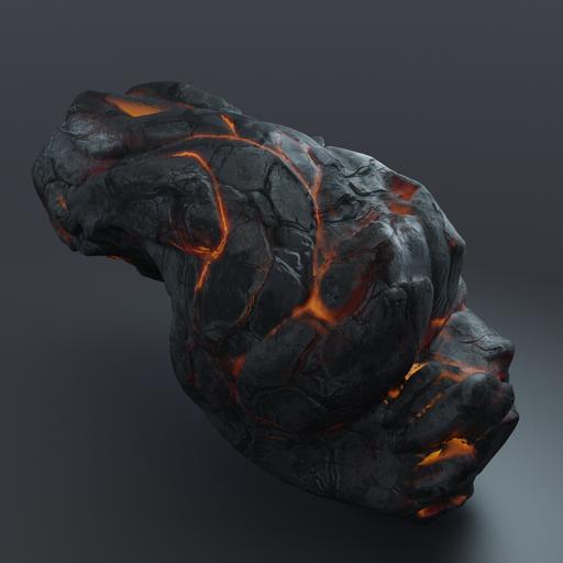Thumbnail: Molten rock (soft)
