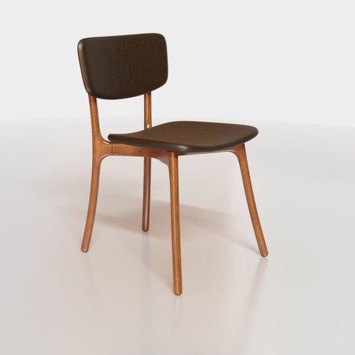 Gambe chair