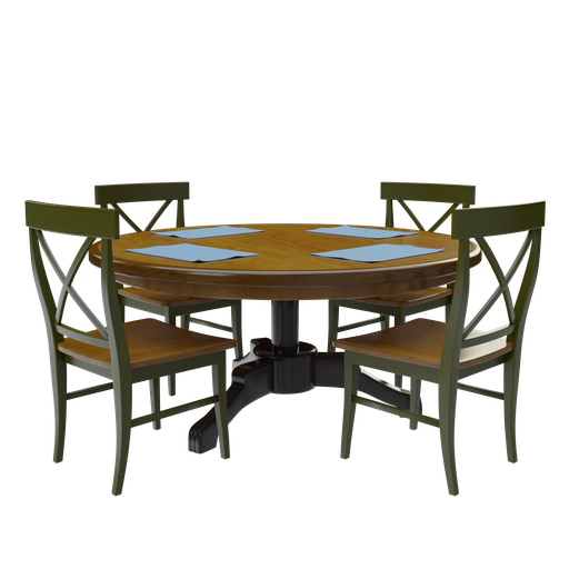Thumbnail: Two and a Half Men dining set