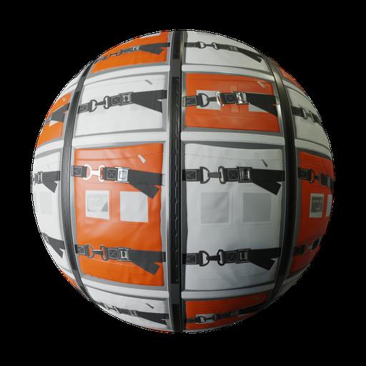 Thumbnail: Space ship cargo rack