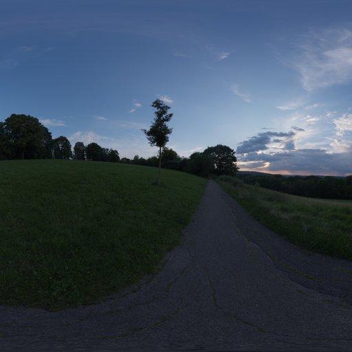 Thumbnail: Bismarckturm Hillside