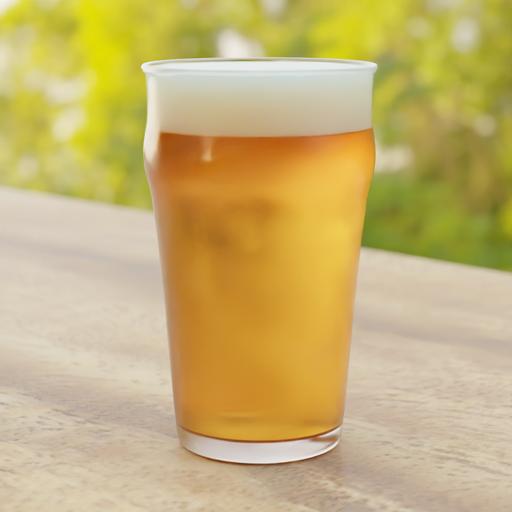Thumbnail: Beer Glass
