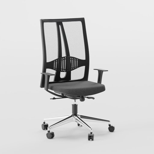 Meshback Office Chair