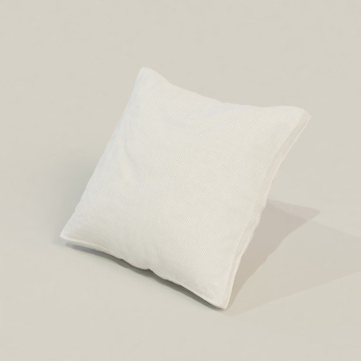 Thumbnail: Square Throw Pillow