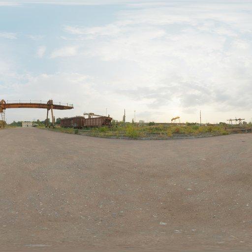 Thumbnail: Freight Station