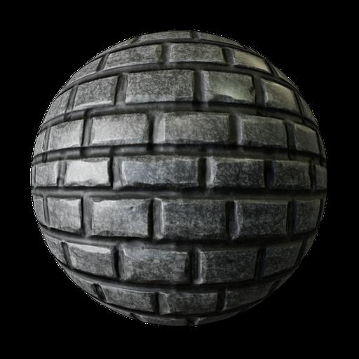 Thumbnail: Stone Wall Stylized Dark