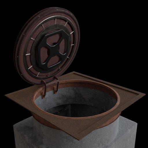 Thumbnail: Atomic Trap Door Rigged