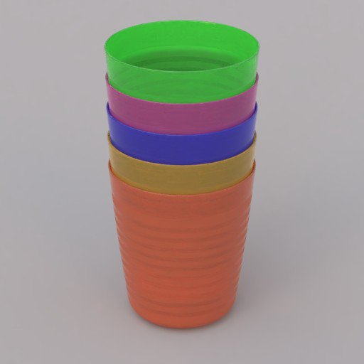 Thumbnail: children plastic cup set