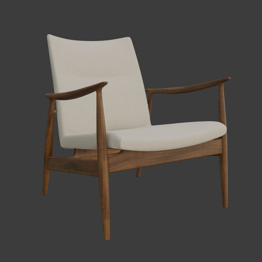 Thumbnail: Rivage Easy Chair