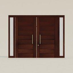 Thumbnail: Door Heavy Double