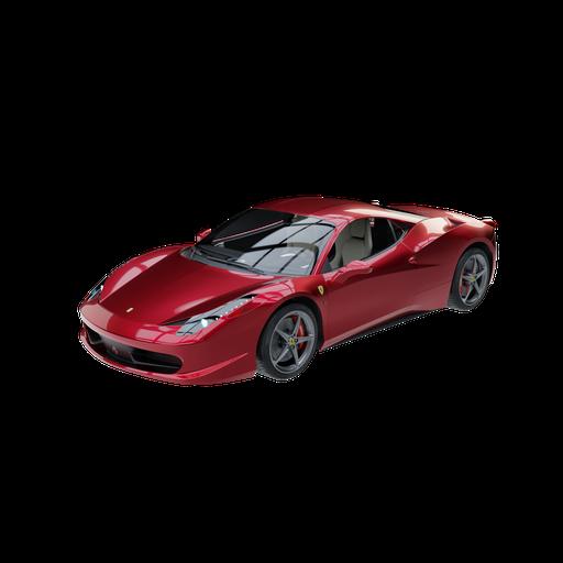 Thumbnail: Ferrari 458 Italia