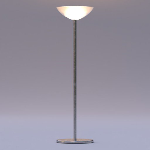 Thumbnail: simple standing lamp