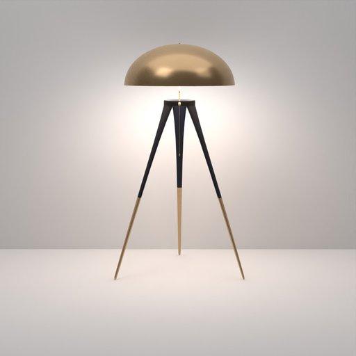 Thumbnail: Minimalist Tripod Light Stand