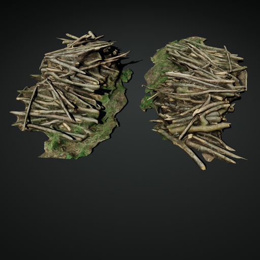 Thumbnail: Pile of Logs 03
