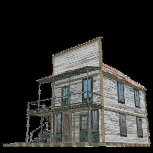 Thumbnail: Western house2