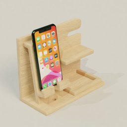 Thumbnail: Phone Holder VI
