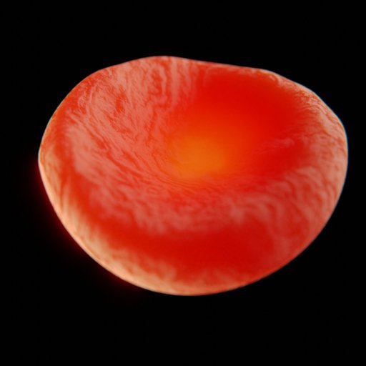 Thumbnail: Red Blood Cell - Thrombozyt