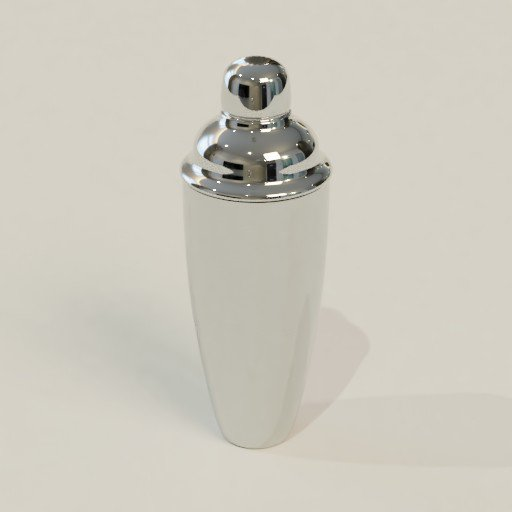 Thumbnail: Cocktail shaker