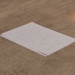Thumbnail: a4 paper pile