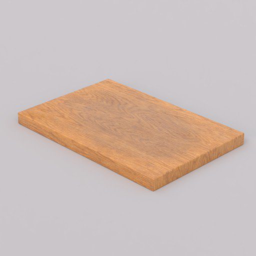 Thumbnail: cutting board used