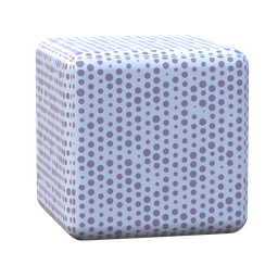 Thumbnail: random size dots wallpaper