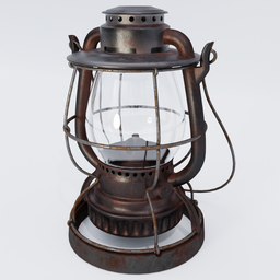 Thumbnail: Old Oil Lamp