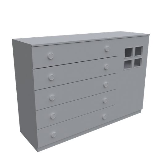 Primore chest of drawers